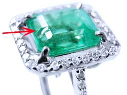 How to Re-oil your emerald ring at home